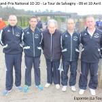 Esparron (La Tour de Salvagny)