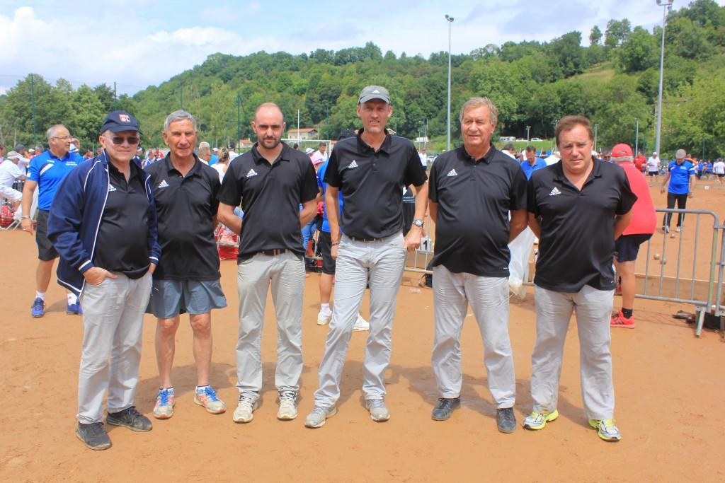 Goux championnats de france 2016