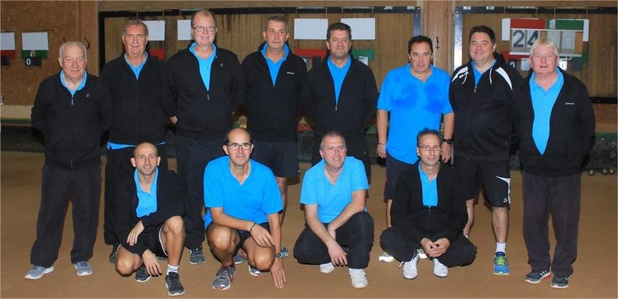 Boules : Club Sportif - NATIONAL 3 - POULE F - Saison 2016-2017