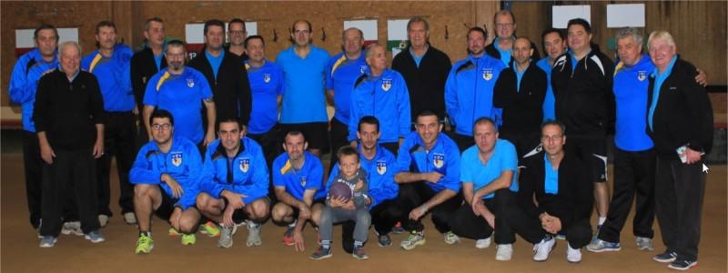 J2 NAT3 : Rencontre Sportive entre AB Salvagny et Rillieux
