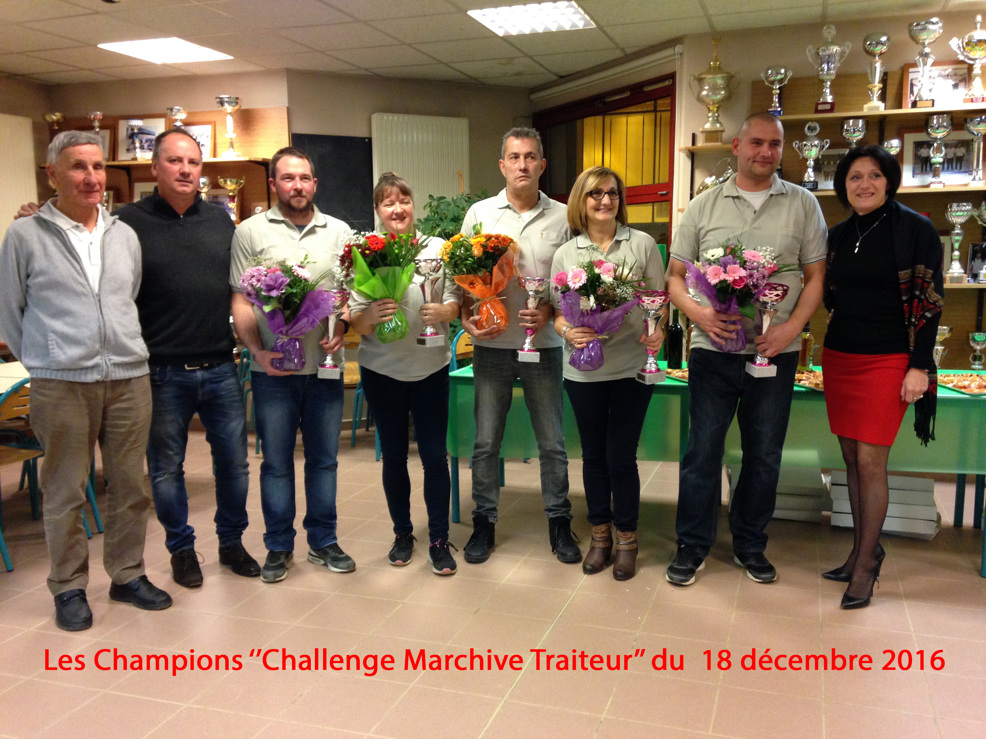 ABS Challenge Marchive Traiteur 2016
