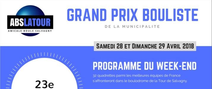 Titre GP 2018